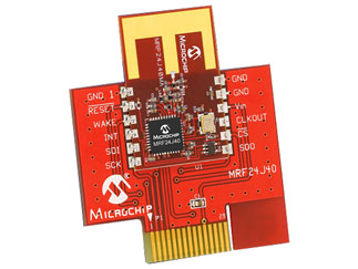MRF24J40MB PICtail™ Development Daughter Board
