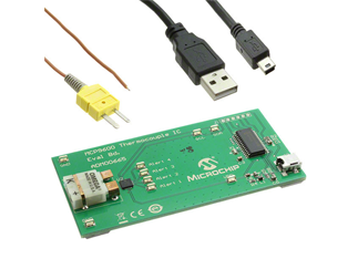 MCP9600 Thermocouple EMF Voltage to Degree Celsius Converter with +/-1C Accuracy