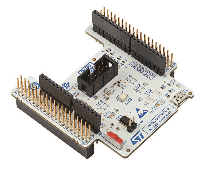 Authentication secure element STSAFE-A100 expansion board compliant STM32 Nucleo
