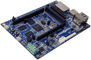 Evaluation platform for the SAMA5D2 MRL-B ARM® Cortex®-A5 based MPU