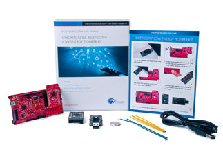 Bluetooth® Low Energy Pioneer Kit