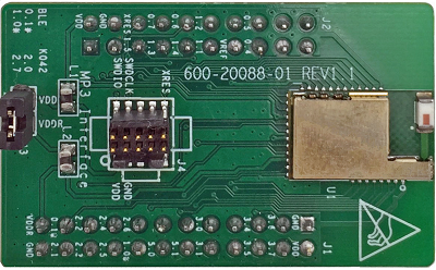 Development and Evaluation based on the EZ-BLE PSoC Module