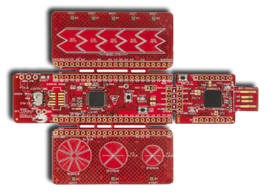 PSoC 4000S CapSense Prototyping Kit