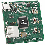 MPLAB Starter Kit for PIC24E MCUs