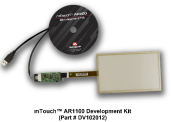 AR1100 Development Kit  for Touch Solutions