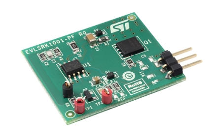 SRK1001 adaptive synchronous rectification controller for flyback converter demonstration board with SR MOSFET