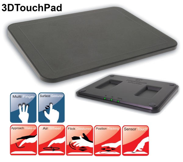 3DTouchPad