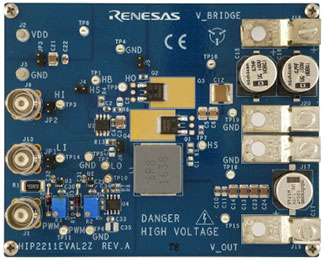 100V, 3A Source, 4A Sink, High-Frequency Half-Bridge NMOS FET Drivers with HI/LI Input