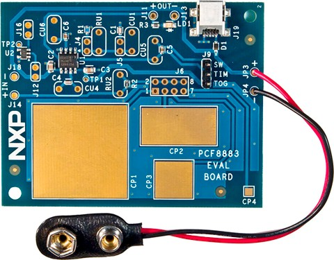 Capacitive Proximity Switch Evaluation Kit