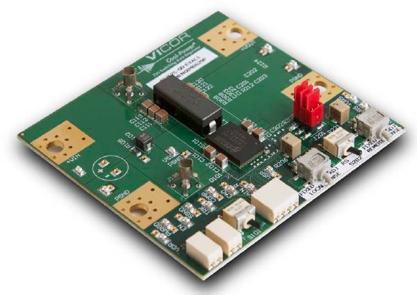 Cool-Power® ZVS Switching Regulators 60V Buck Eval Board