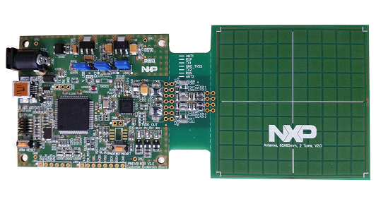 PN5180 NFC frontend development kit