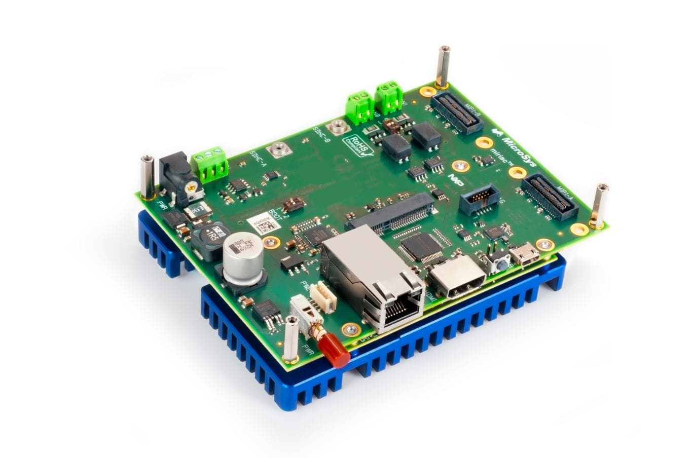 S32V Vision and Sensor Fusion Evaluation Board