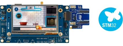 Discovery kit with STM32H735IG MCU
