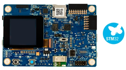 Discovery kit with STM32L562QE MCU