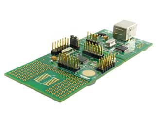 Discovery kit for STM8S series - with STM8S105C6 MCU