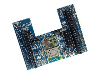 Wi-Fi expansion board based on SWPF01SA module for STM32 Nucleo