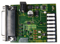 Triple half Bridge Driver Eval Board
