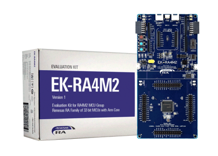 RA4M2 MCU Group Evaluation Kit