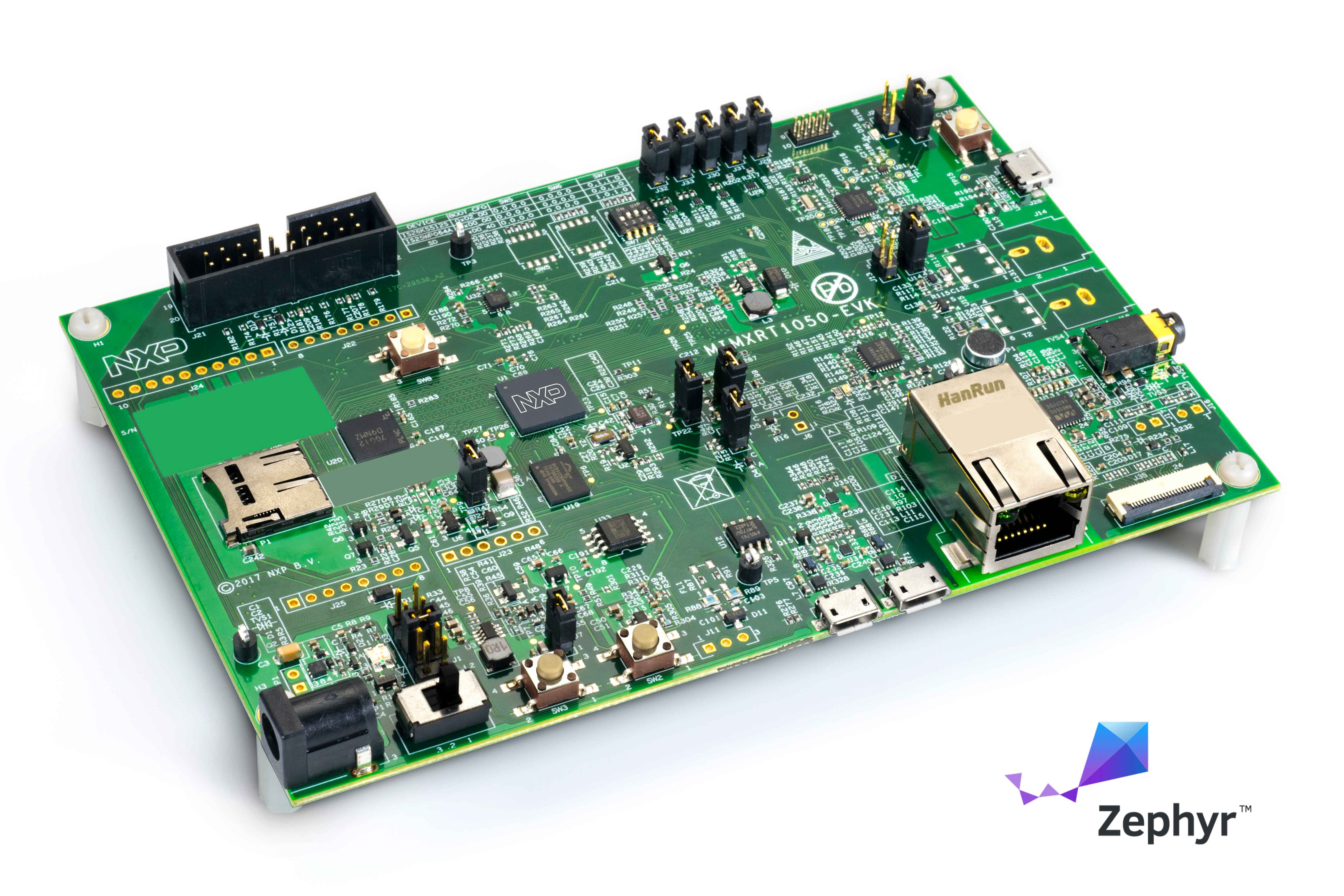 Freedom Expansion Board for GD3000 - BLDC Motor Pre-Driver